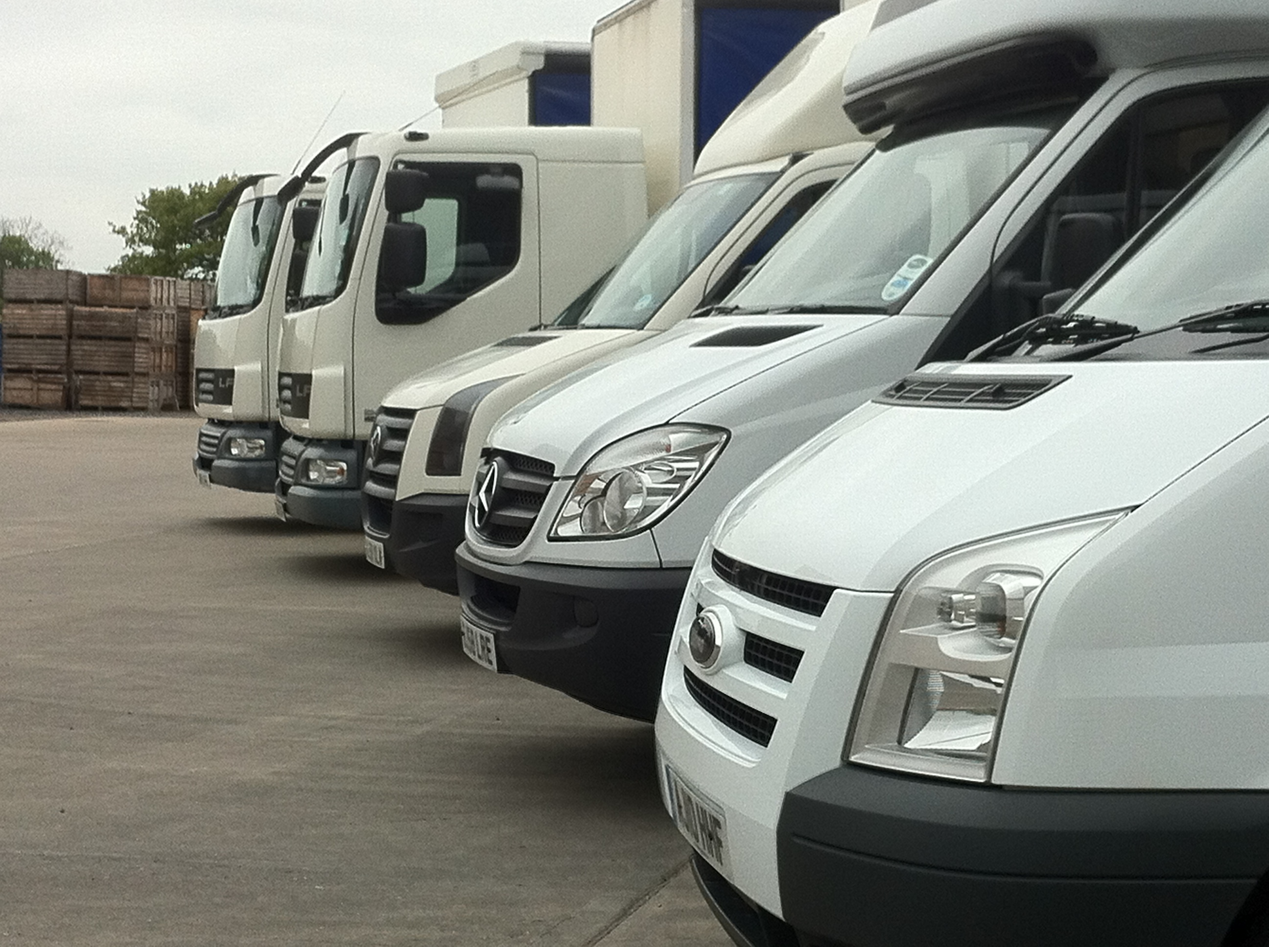 Lincoln Courier and light haulage